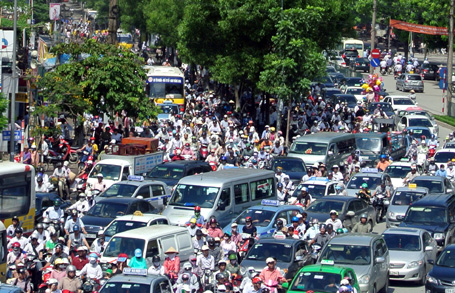 Vietnam : September 2016 | Car Sales Forecast Vietnam